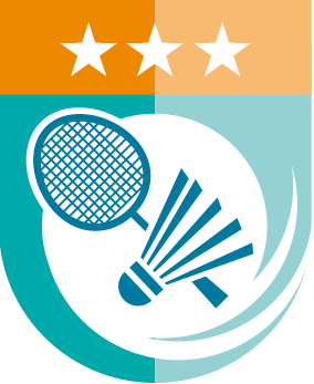 Badminton team Tali Wednesday Logo